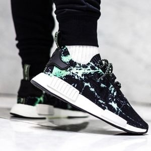 NWT adidas NMD_R1 PRIMEKNIT Running Workout Shoes